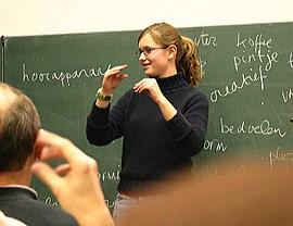 gebarentaal eerste hulp cursus